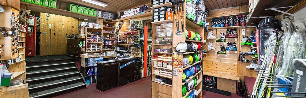 52aa2a08c75 Magasin de vente et location de ski au Praz de Lys